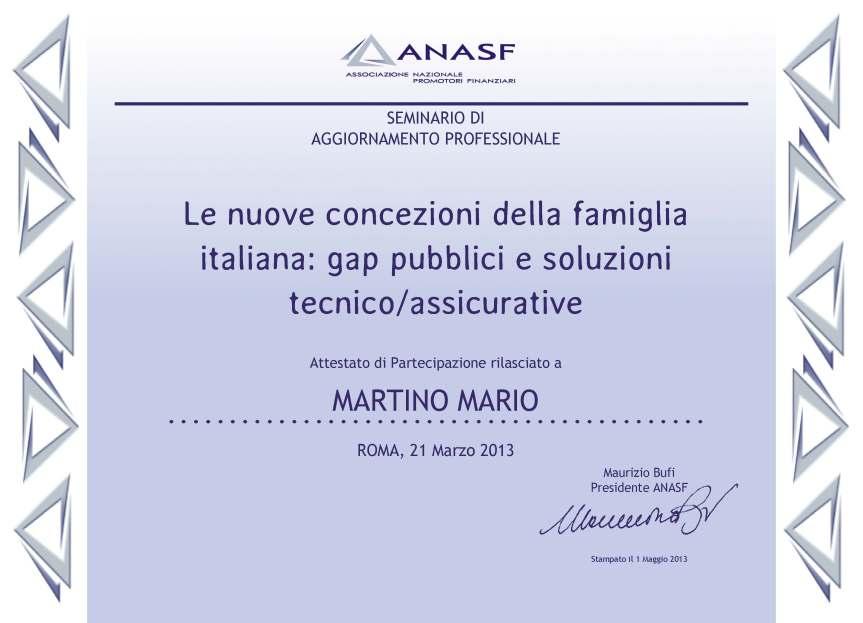 Le nuove concezioni della famiglia italiana
