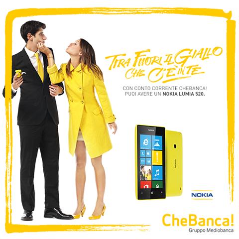 Promo Nokia CheBanca!