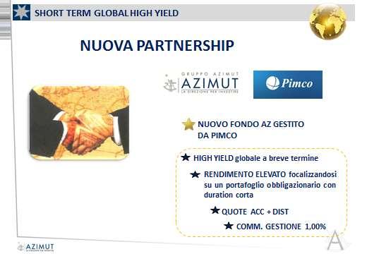 Short Term Global High Yield