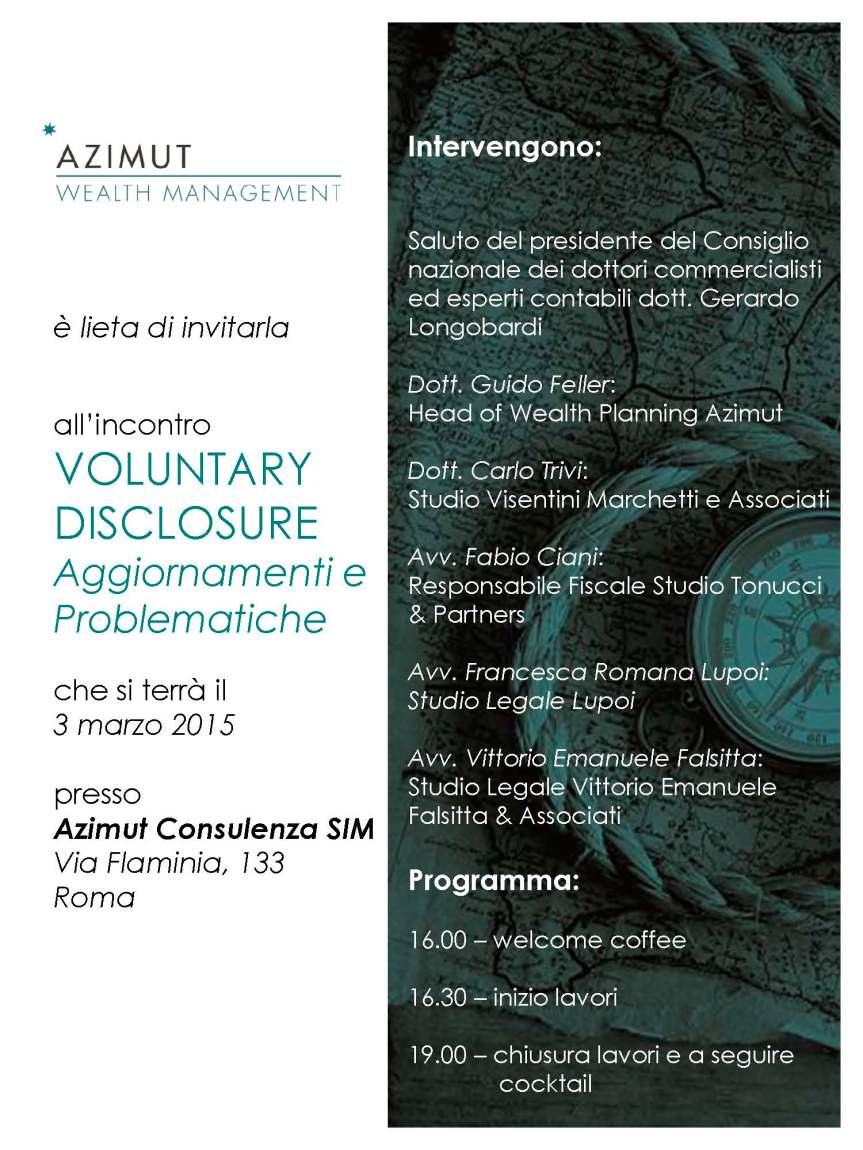 Inviti Eventi Voluntary Disclosure - Roma (2)