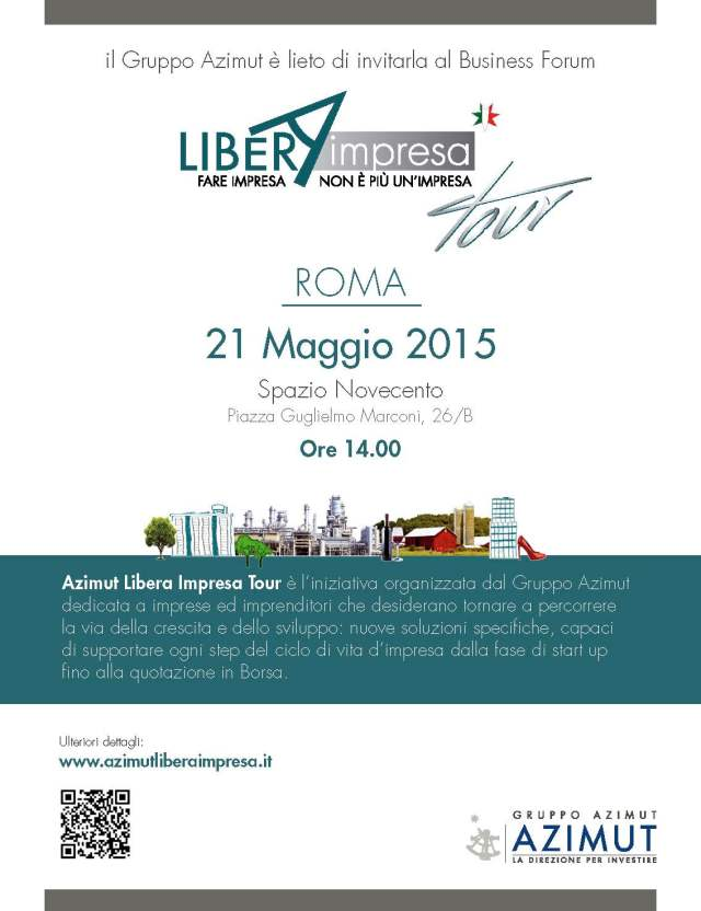 Roma Save the date