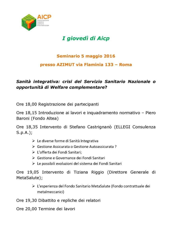 Volantino seminario AICP 5 maggio2016